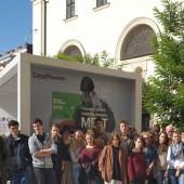 Grafika na Bienále v Brně