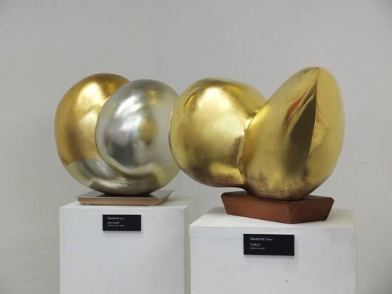 Vlastimil Teska: Interiérové objekty
