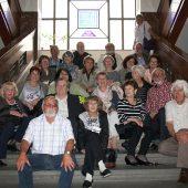 Setkání absolventů po 50 letech