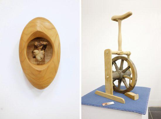 Martin Patřičný: Dřevo na SUPŠ