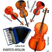 KNS37 - Kvarteto Apollon