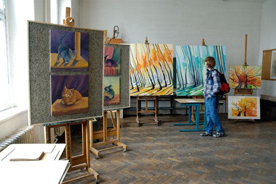 Užitá malba - maturity 2007/8