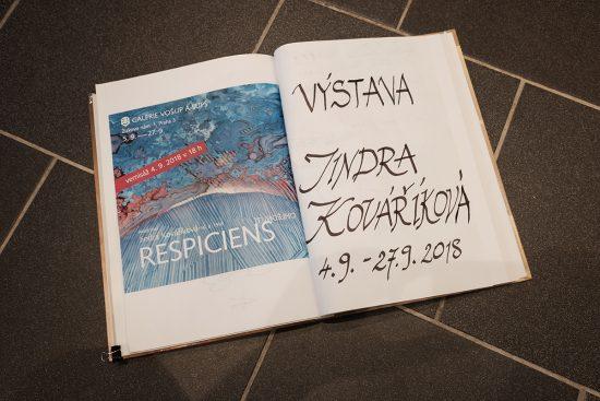 Jindra Kováříková: Respiciens