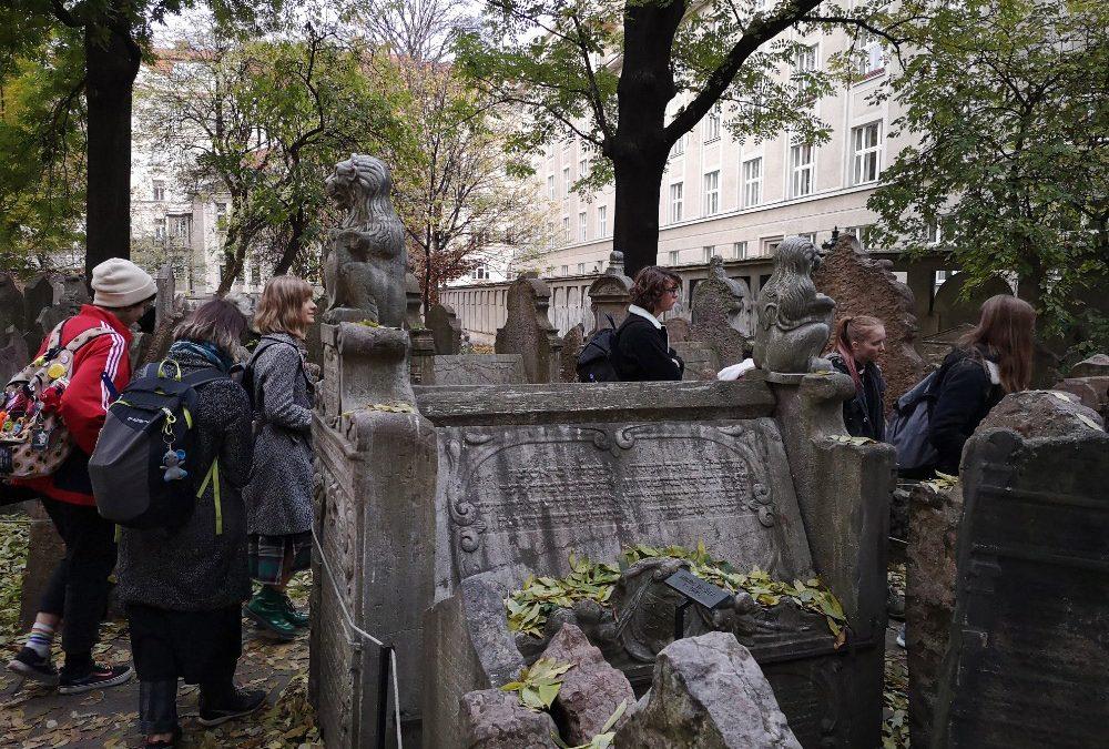 Exkurze do Židovského muzea
